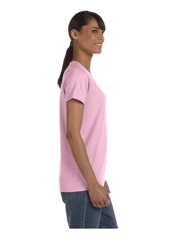 Gildan #G500L Gildan Ladies' Heavy Cotton™ 5.3 oz. T-Shirt